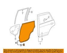 TOYOTA OEM 06-09 RAV4 Rear Door-Weatherstrip Seal Right 678710R010