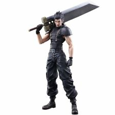 Square Enix PLAY ARTS KAI CRISIS CORE FINAL FANTASY VII Zack Fair Japan version