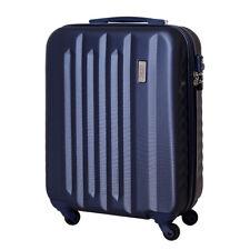 Equipaje de mano rígida con ruedas equipaje de mano 30 litros azul 811B