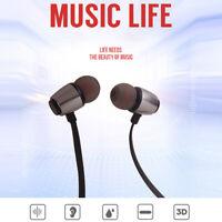 H15 Wireless Bluetooth Headphones Sweatproof Neckband Sports Headset Earphones
