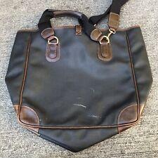 MULHOLLAND BROTHERS Travel Tote Shoulder Bag Extra Large shoulder picnic shoppin