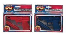 kids childs police toy die cast cap gun shooting shoot stocking filler play
