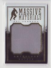 2015-16 Panini Anthology Massive Materials Pat Verbeek 074/299 Jersey - Flat S/H
