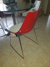 tavolo rotondo diametro 120 con 4 sedie stile moderno Tutto Calligaris