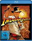 INDIANA JONES 1 2 3 4 COMPLETE AVENTURES Collection HARRISON FORD BLU-RAY BOX