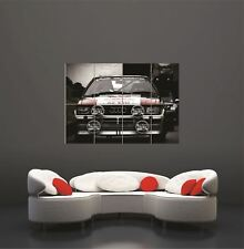 Rally Car Audi Quattro Giant Poster Art Print