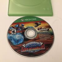 Skylanders Superchargers for Xbox One 1 Kids Game Disc Only