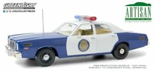 PLYMOUTH FURY Osage County Sheriff diecast Police car 1:18th GREENLIGHT 19096