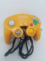 Official Nintendo Gamecube Controller Orange Spice OEM TESTED GREAT SHIPS FAST!