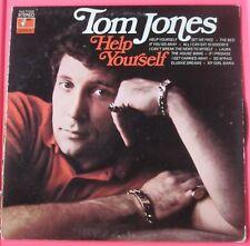 TOM JONES - Help Yourself - LP Record vinyl album
