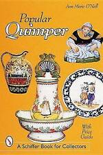 Popular Quimper (Schiffer Book for Collectors)-ExLibrary