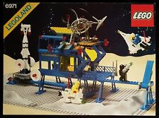 Lego 6971 - Inter-Galactic Command Base - 1984 Classic Space - 80s Vintage, MISB