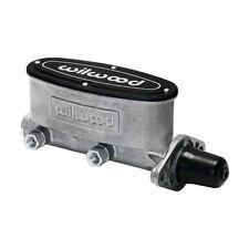 "Wilwood 260-8555 Aluminum Tandem Master Cylinder 1.00"" Bore Size"