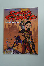 Carlsen Comics Genetic Grunge Enthüllungen  neuwertig ISBN 3-551-77081-6
