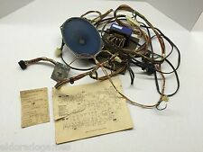 Space Invaders Deluxe Wiring Harness With Transformer Midway Upright USED #2438