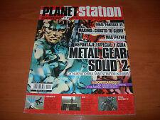 REVISTA PLANETSTATION Nº40 (AÑO 2002 EN BUEN ESTADO)