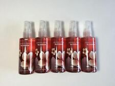5 BOTTLES BATH AND BODY WORKS 3 OZ FRAGRANCE MIST  JAPANESE CHERRY BLOSSOM