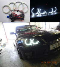 4pcs LED SMD 7000K Angel Eyes kit Halo Rings For For LEXUS IS200 IS300 1998-2005