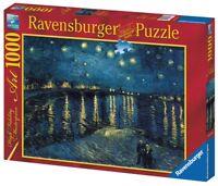 RAVENSBURGER 15614 VAN GOGH NOCHE ESTRELLADA PUZZLE 1000 PIEZAS / Starry Night