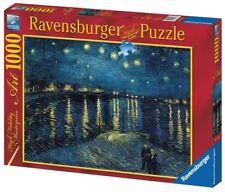 RAVENSBURGER 15614 VAN GOGH NOCHE ESTRELLADA PUZZLE 1000 PIEZAS Pezzi Pieces