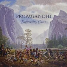 PROPAGANDHI - SUPPORTING CASTE  CD NEU