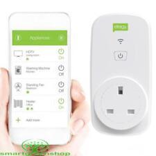 Efergy Ego Smart Wifi presa & Monitor di energia per gli apparecchi elettrici UK Plug