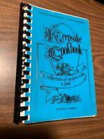 keepsake cookbook by Signed Elizabeth Lizz studebaker. Xenia Ohio