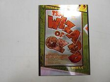 The Wizard of Oz Chromium chase card C3! EXTREMELY RARE! NM/MN! LOOK!