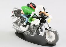 "MOTO 1/18 KAWASAKI 750 H2  JOE BAR TEAM "" Jean-raoul Ducable   "" RESINE"
