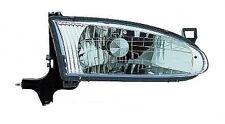 98 99 00 01 02 Chevrolet Prizm Headlight Right Passenger NEW Headlamp Front