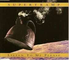 "SUPERTRAMP - CD SINGLE PROMO ""LISTEN TO ME PLEASE"""