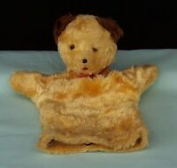 Vintage Sooty Hand Puppet Bear from Sooty & Sweep