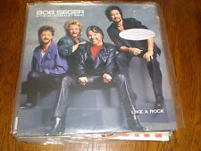 Bob Seger LP Like A Rock SEALED
