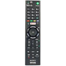 "Genuine Sony Remote Control For Sony Bravia KDL55W756CSU Smart 55"" LED TV"