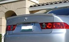 FOR  ACURA 04-08 TSX ACCORD CL7 CL9 REAR WING TRUNK SPOILER