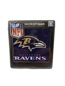 Baltimore Ravens microfiber cleaning for sunglasses
