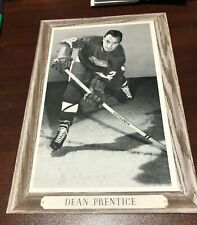 1964-67 Group Three Bee Hive  Dean Prentice Detroit Red Wings