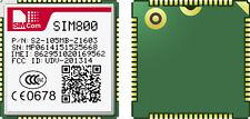 SIMCOM SIM800 Quadband BAND GSM MODULE CHIP IC for CALL SMS GPRS FAX facility