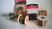 Speaker Audio Wire Car Home Pa Stero Lot Vintage Mixed As Is Pe 25