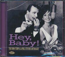 SEALED NEW CD Nino Tempo & April Stevens - Hey, Baby
