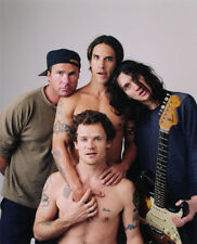 Red Hot Chili Peppers -M4648- Anthony Kiedis, Flea, John Frusciante & Chad Smith