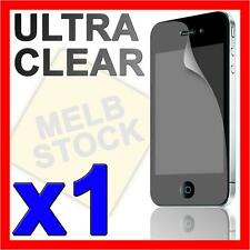 1x Ultra Crystal Clear Screen Protector LCD Guard Film for Apple iPhone 4S 4 4G