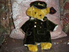 VINTAGE MERRY THOUGHT EXCLUSIVE HARRODS DOORMAN TEDDY BEAR