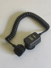 CANON OFF CAMERA SHOE CORD 2 CAVO ESTENSIONE PER FLASH ORIGINALE