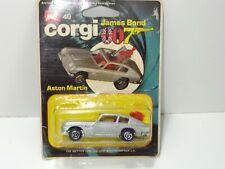 corgi juniors 40 JAMES BOND 007 ASTON MARTIN (267)