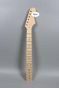Maple Guitar Neck 22fret 30inch Dot Inlay Maple Fretboard Long Scale