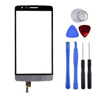 Touch Screen Digitizer Glass For LG G3 Mini G3 S D722 D725 D724 D728 gray+Tools