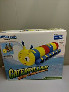 Poolmaster Caterpillar Super Jumbo Rider Tube free shipping