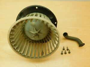 HEATER FAN MOTOR A/C - VENT AND TUBE 1965-1977 GM 76CD1-1D1