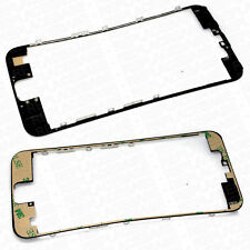 For Apple iPhone 6s LCD Bezel Fitting Frame Chassis With Adhesive Black OEM